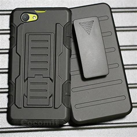 Samsung Galaxy S8 Future Armor Robot Shockproof Holster galleon sony xperia z1 compact cocomii robot armor new heavy duty premium belt clip