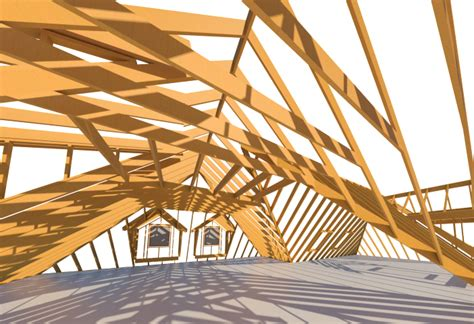 wood structure design software free