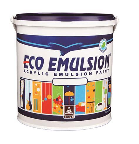 Cat Tembok Acrylic Emulsion eco emulsion cat tembok exterior acc bangunan