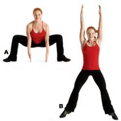 To Floor Squats by Grand Plie Squat Reach And Jump Squat Workout And Jump Squats