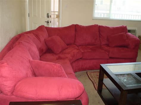 suede sectional sofas 20 best collection of suede sectionals sofa ideas