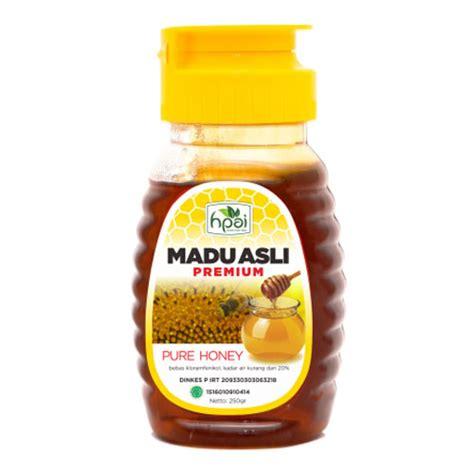 Berkualitas Madu Tj Murni 500 Gram madu premium hpai herbal kesehatan dan kecantikan