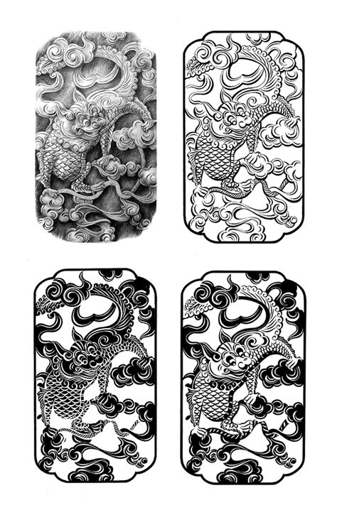 tattoo hanoi tripadvisor vietnamese s traditional patterns vốn cổ d 226 n tộc on behance