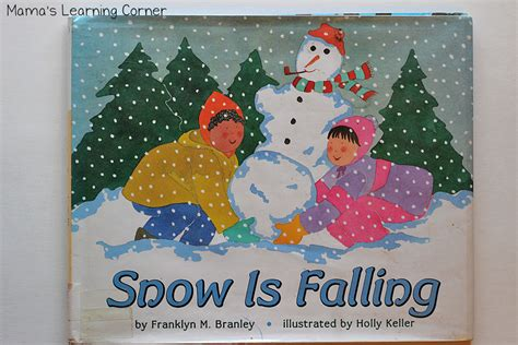 snow falling books favorite children s books about snow mamas learning corner