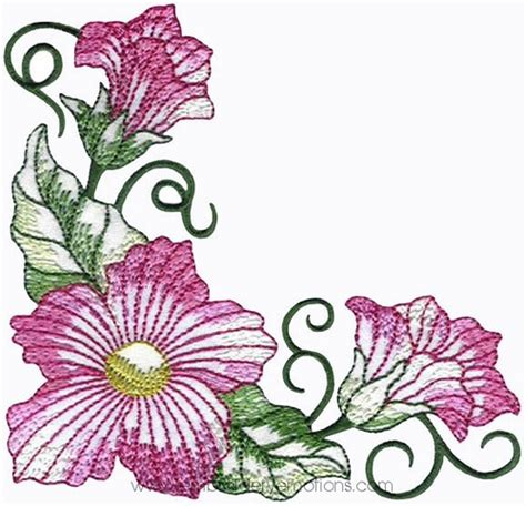 embroidery design on pinterest flowers machine embroidery designs machine embroidery