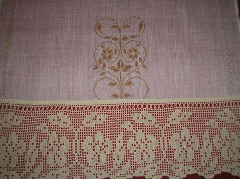 Tas Garland 13321 61 755 best images about puntas de servilletas on filet crochet linen tablecloth and