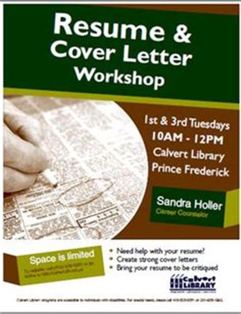 Resume And Cover Letter Workshop Uq Resume Workshop Flyer Pr Advertising Signage Other Flyers Resume And Workshop