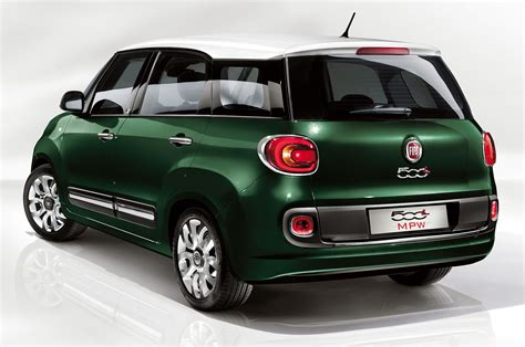 tight squeeze fiat 500l living is europe s compact 7 seater