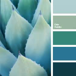 blue green color palette cool shades of green color palette ideas
