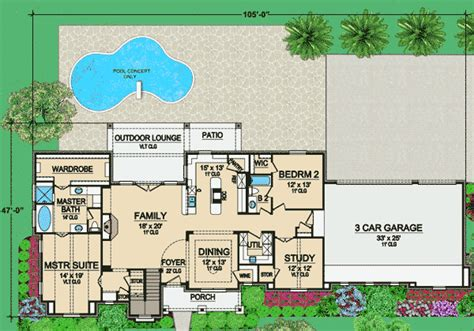 texas hill country home plan 36806jg 1st floor master hill country home plan 36402tx 1st floor master suite