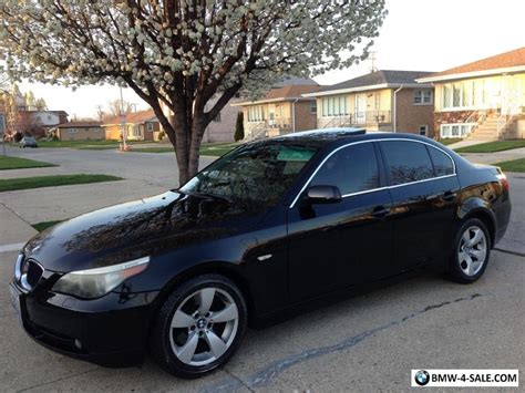 2005 bmw 5 series for sale in united states