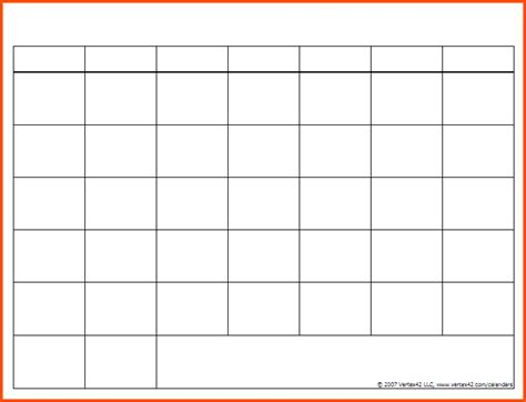 Blank Printable Calendar Template search results for blank 2016 calendar template