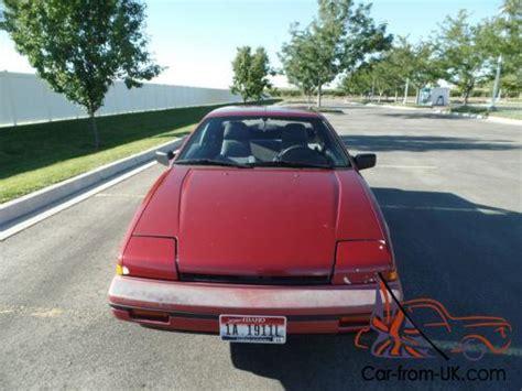 1989 nissan pulsar for sale 1989 nissan pulsar nx xe