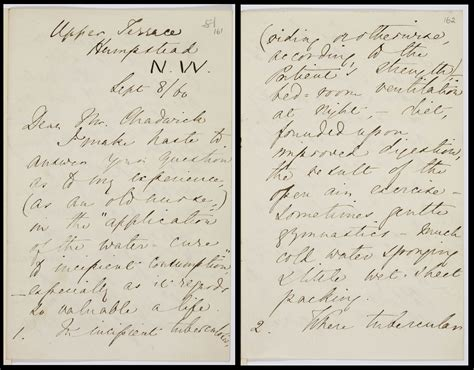 lettere firenze florence nightingale letter