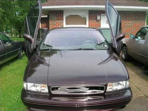 96 impala ss custom interior 1996 impala ss custom interior