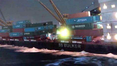sinking boat gta 5 gta 5 blowing up the cargo ship youtube