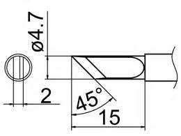 Soldering Stand Dudukan Solder Taiwan N0 206 1x t12 k t12 soldering tip hakko fm 203 fm 204 fm 206 fx 950 fx 951 fx 952 japan ebay