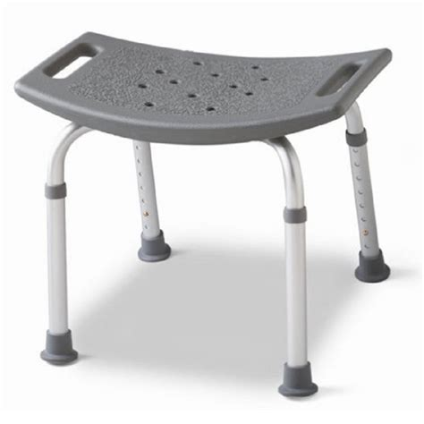 poop bench backless bath bench adjustable shower stool seat bathtub