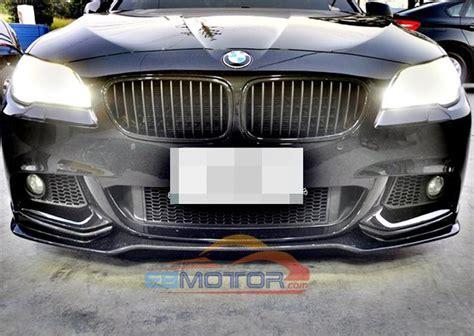 Real Pic Playdough Set Seri 528 e type real carbon fiber front lip spoiler for bmw f10 f11 5 series 528i 535i 550i mtech m sport