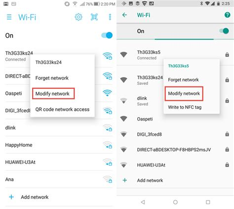 android proxy server how to set the use of a proxy server for wifi on android