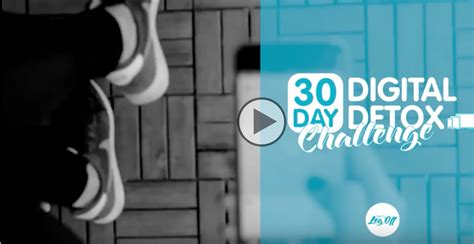 30 Day Digital Detox by Day 15 30 Day Digital Detox Challenge Digital Detox