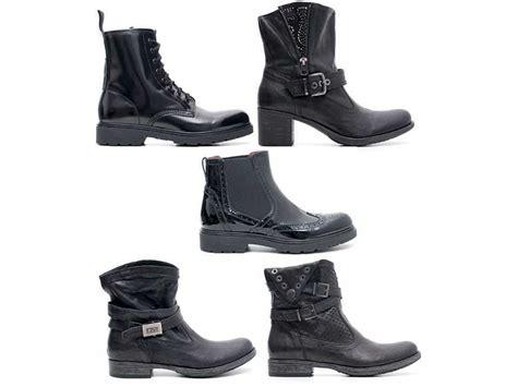 stivaletti nero giardino scarpe nero giardini autunno inverno 2015 2016 foto