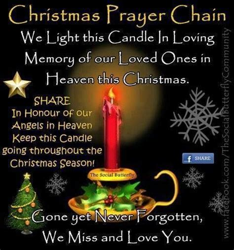 christmas prayer chain pictures, photos, and images for