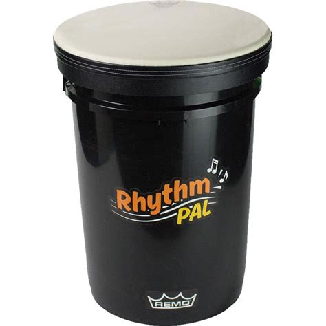 rhythm pal drum remo rhythm pal bucket drum with comfort sound technology