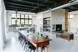 contemporary industrial chic industrial design by emerick architects interior
