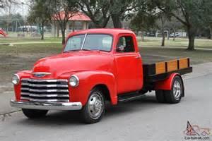 Chevrolet 1 Ton 1953 Chevrolet 1 Ton Up