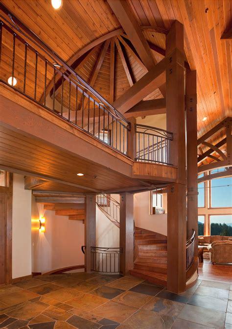 Rustic Modern Great Room