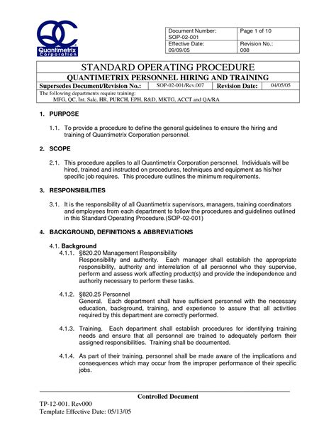 operation manual template word operations manual template word portablegasgrillweber