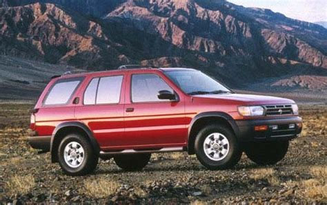old car manuals online 1998 nissan pathfinder electronic toll collection maintenance schedule for 1998 nissan pathfinder openbay