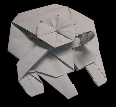 Origami Millenium Falcon - wars origami