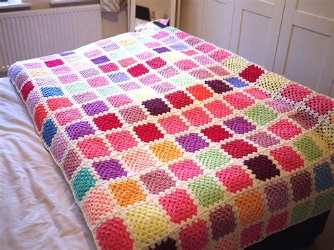 Crochet Square Blankets by Crochet Mood Blanket 2014 Coco By Jayne
