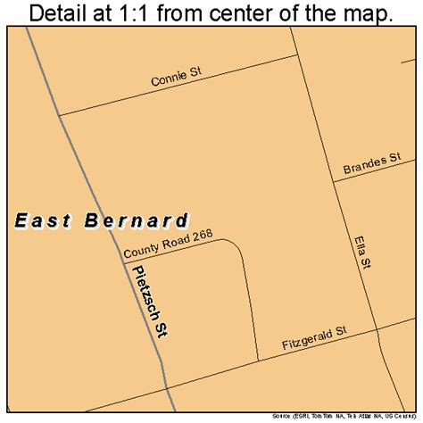 bernie texas map east bernard texas map 4821988