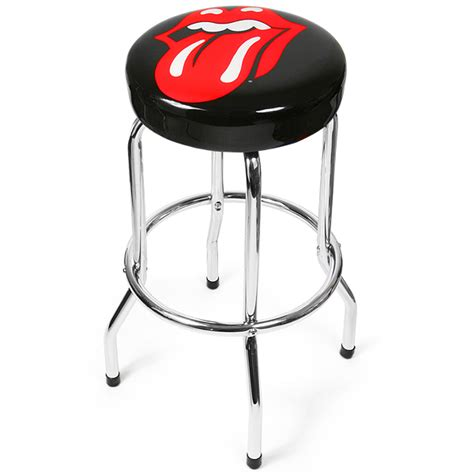 rolling bar stools rolling stones lips bar stool drinkstuff