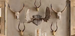 interieur p inspiratie dierenkoppen aan de muur fashionlab
