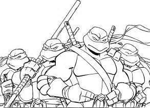 tmnt coloring pages turtles coloring pages