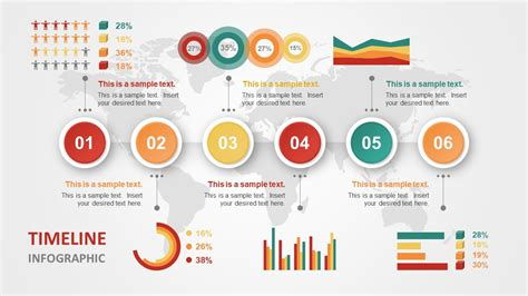 timeline template powerpoint free 10 best dashboard templates for powerpoint presentations