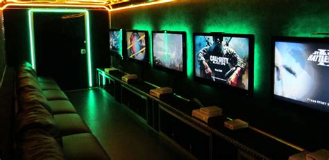 game truck layout game truck is a mobile video game theater yep
