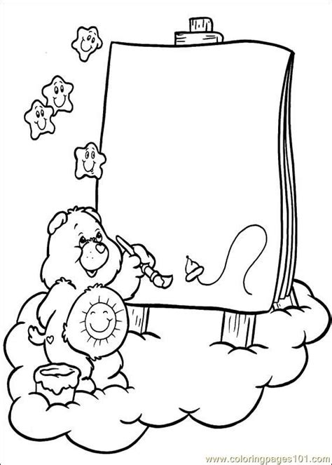 care bear coloring pages pdf care bears 40 coloring page free the care bears coloring