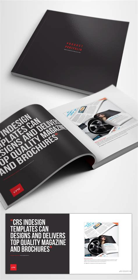 Free Indesign Brochure Template by Free Indesign Brochure Template Crs Indesign Templates
