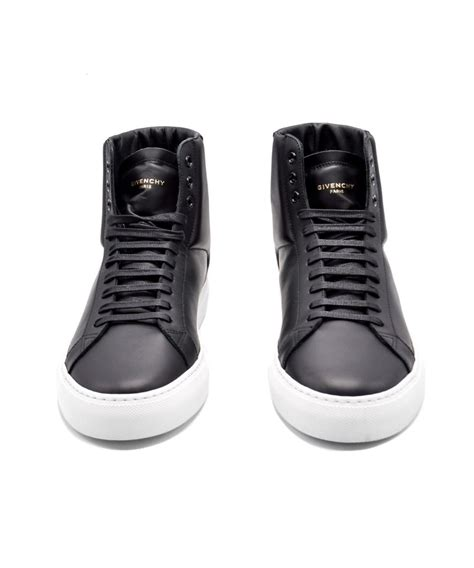 givenchy sneaker sale givenchy mens givenchy black classic hi top