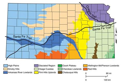 map of oregon trail through kansas kgs artists and illustrators along the kansas overland trails