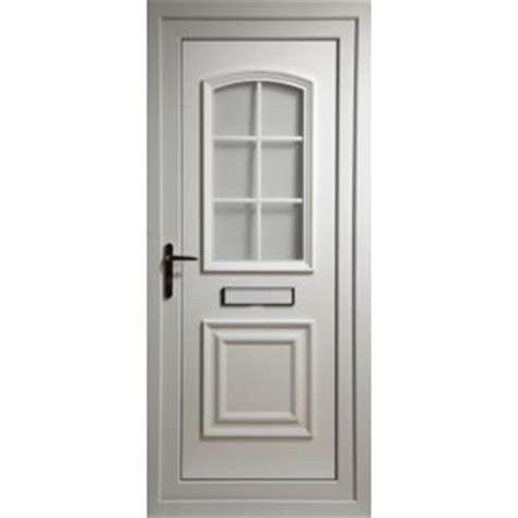 B And Q Front Door Buy B Q Georgian White Pvcu Glazed External Front Door Frame Rh H2055mm W920mm