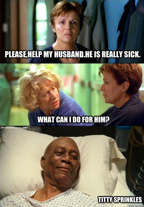 Husband Wife Meme - sick husband meme memes