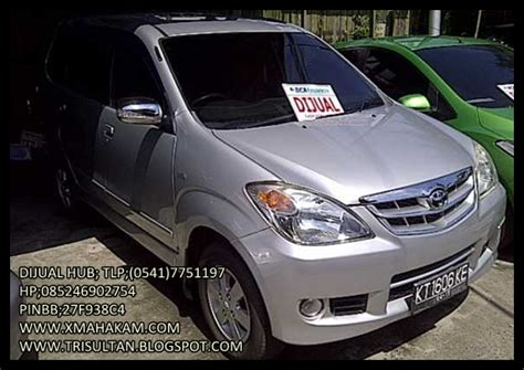 Avanza G M T 2013 Silver by Iklan Bisnis Samarinda Dijual Toyota Avanza G M T Silver