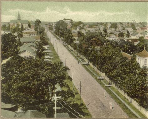 how many towns are there in guyana 16 best old pictures guyana images on pinterest british