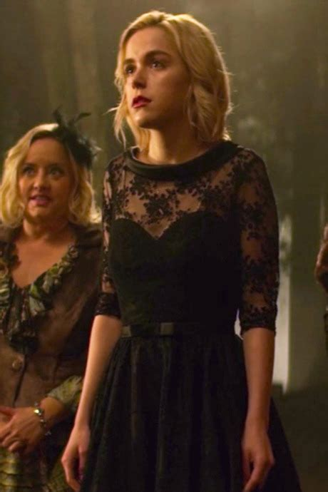 Best ?Chilling Adventures of Sabrina? Outfits, Ranked